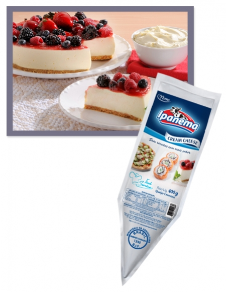 Cream Cheese Bisnaga 400g
